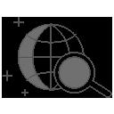 SEO globe