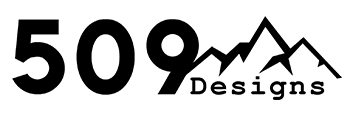 509 designs logo