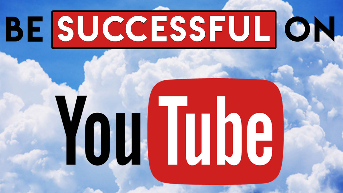 youtube success banner